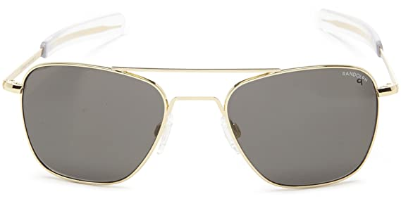 7cebad091f Amazon.com  Randolph Aviator Polarized Sunglasses