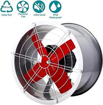 300mm Industria Ventilador Extractor de Aire en Línea con Motor de ...