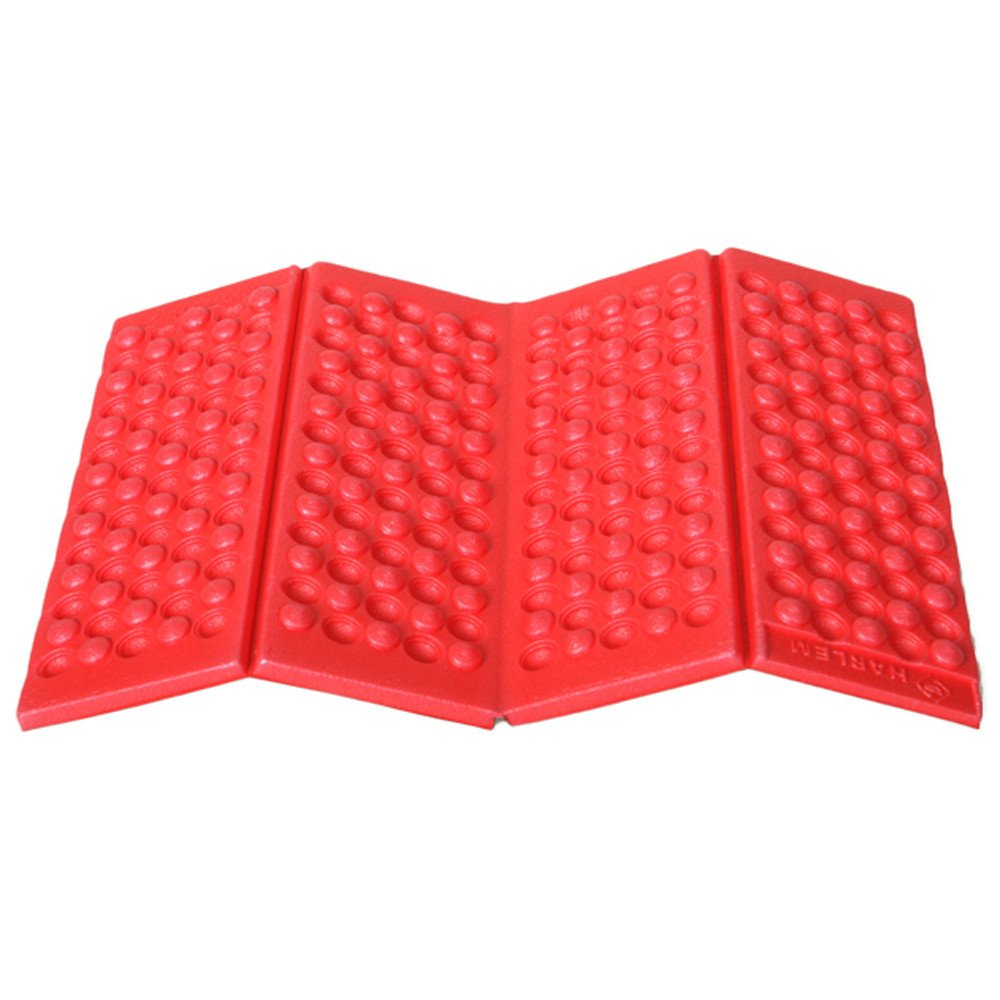 Quaanti Moisture-Proof Folding EVA Foam Pads Mat Cushion Seat Camping Park Picnic Foldable 38x27CM Damp Proof Floor Seating Pads mat (Blue)