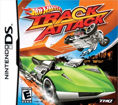 Hot Wheels Track Attack - Nintendo DS (Software Skill Track)