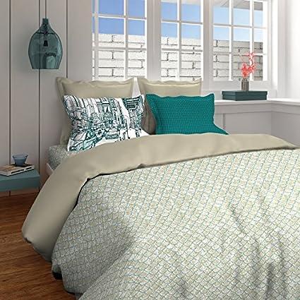 3D Peacock Feather Quilt Cover Set Bedding Duvet Cover Single//Queen//King 3pcs4