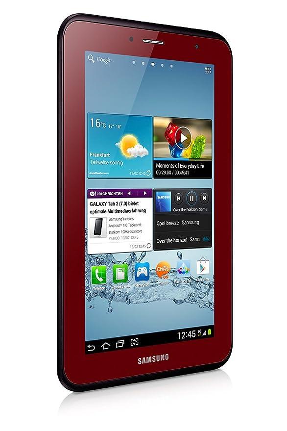Samsung Galaxy Tab 2 7.0 - Tablet Android (Pantalla táctil de 7