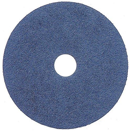 WEILER 59573 4-1/2'' Ao Resin Fiber Disk 36Grit-7/8'' (Price is for 25 Each/Case)