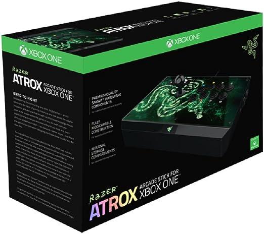 Razer Atrox Arc Xbox One Gamepad - Mando Gaming (sistema de iluminación Chroma), color negro: Razer: Amazon.es: Informática