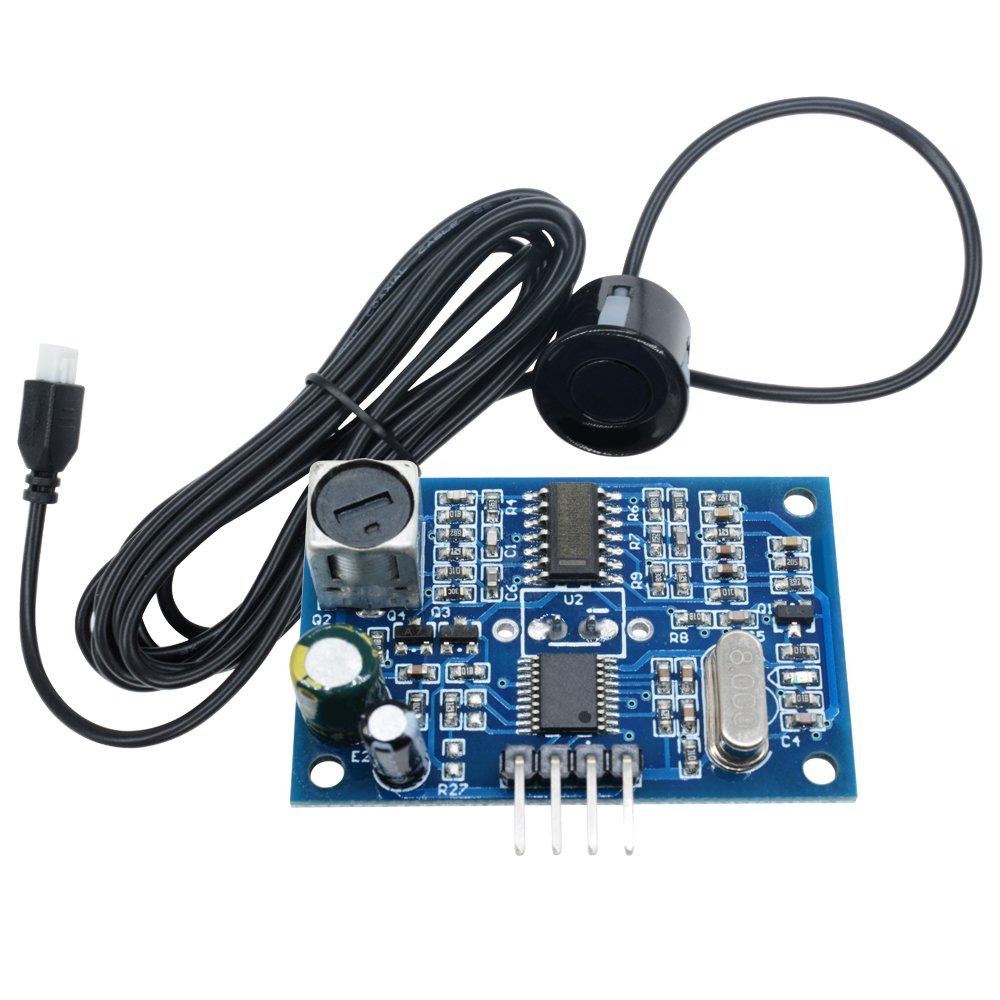 Diymore DC 5V Waterproof Ultrasonic Module Distance Measuring Transducer Sensor Module