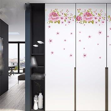 XJKLFJSIU Chambre Stickers Muraux Cuisine Armoire Porte ...