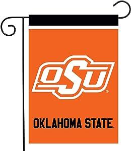 "Briarwood Lane Oklahoma State Cowboys Garden Flag NCAA Licensed 12.5"" x 18"""