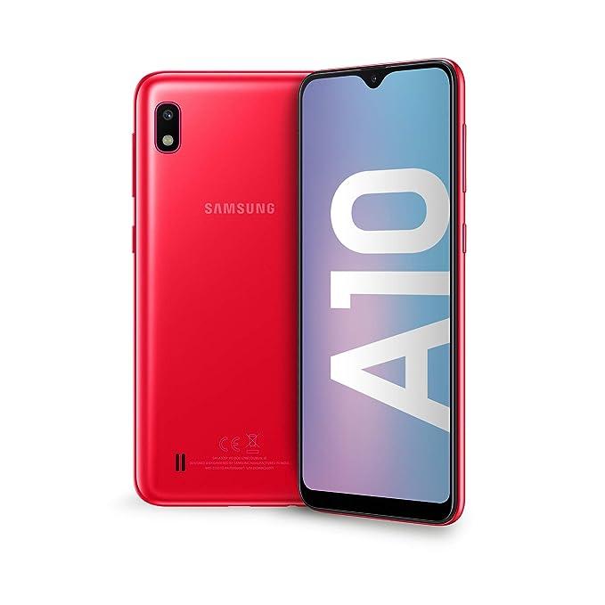 Samsung A10 Red 6.2