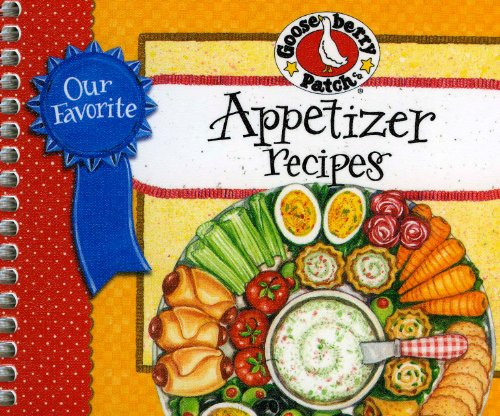Our Favorite Appetizer Recipes Cookbook (Our Favorite Recipes Collection)