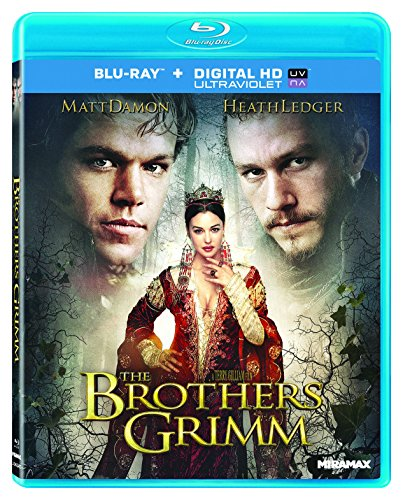 The Brothers Grimm [Blu-ray + Digital HD]