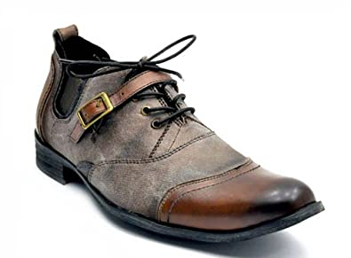 KDOPA OLIVER Marron (Cuir) Chaussures Homme Taille 44
