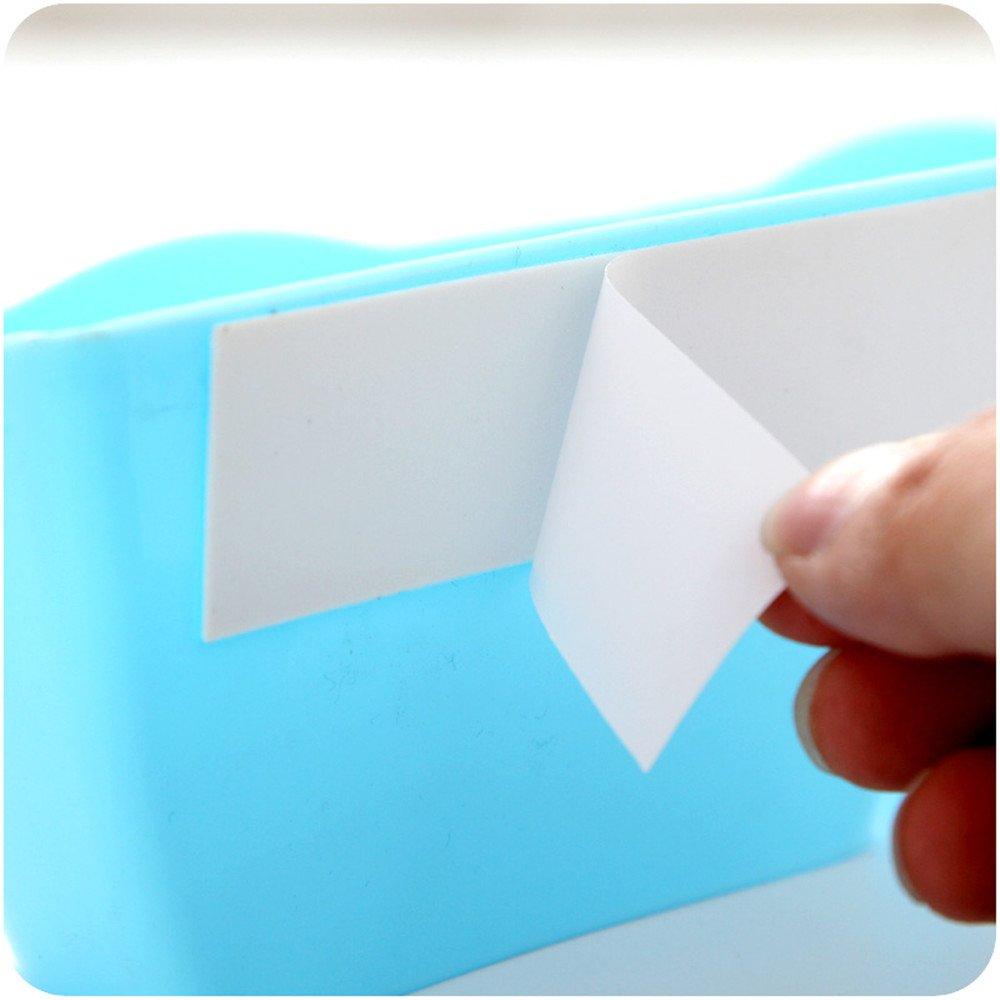 Caolator - Juego de 3 zapateros para fijar en paredes, puertas o armarios con cinta de espuma adhesiva, color aleatorio: Amazon.es: Juguetes y juegos