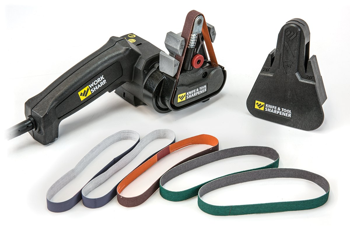 Work Sharp Knife & Tool Sharpener - Fast, Easy, Repeatable, Consistent Results by Work Sharp (Image #4)