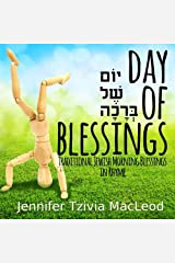Day of Blessings: Traditional Jewish Morning Blessings in Rhyme Paperback