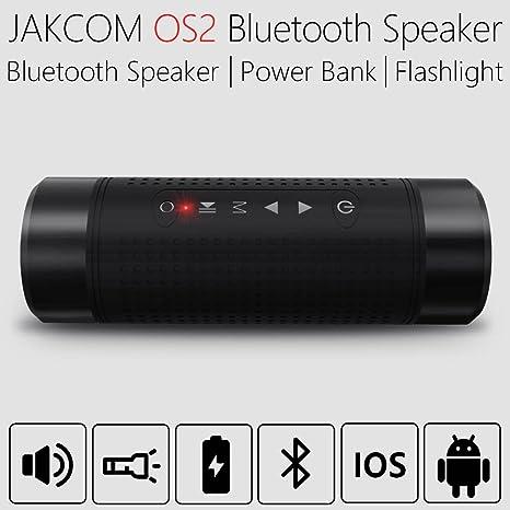 Jakcom OS2 - Altavoz Bluetooth portátil para Exteriores, subwoofer ...