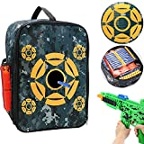 nerf bullet carrying bag - Tacobear Target Pouch Storage Carry Equipment Bag for Nerf N-Strike Elite / Mega / Rival Series