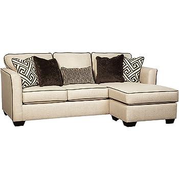 Amazon Com Benchcraft Alturo Contemporary Sofa Chaise