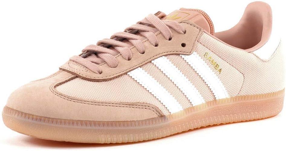 Details zu Adidas Schuhe Herren Damen SAMBA Classic adidas Original Sneaker Beige SALE
