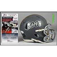 $129 » Kenny Golladay Signed Mini Helmet - 2020 Pro Bowl Coa - JSA Certified - Autographed NFL Mini Helmets
