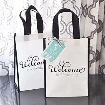 20+ Fantastic Ideas Hotel Welcome Bags For Wedding Guests