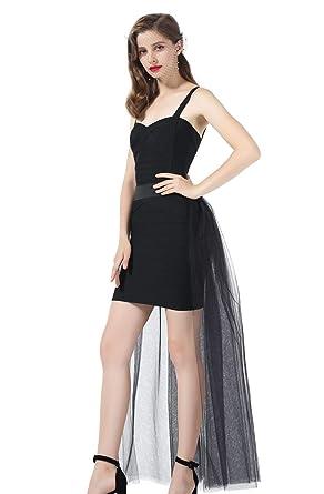 f2e02ee781 Tulle Skirt Tutu Overskirt Bridal Overlay Long Detachable Train for Women  Wedding Party Evening
