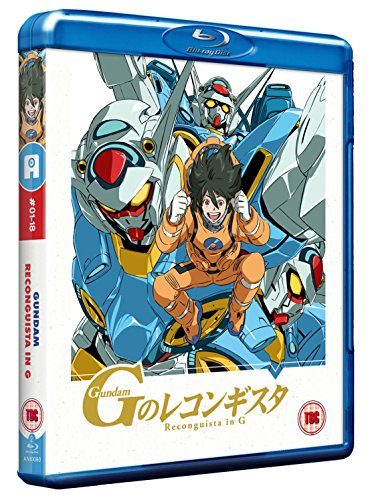 Mobile Suit Gundam Reconguista In G - Bluray [Blu-ray]