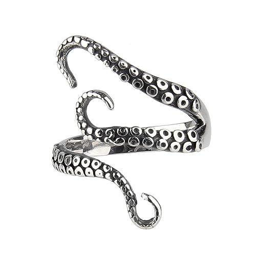 Tentacle Ring Amazon