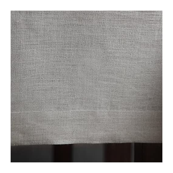 Solino Home 100% Pure Linen Tablecloth - 60 x 144 Inch Natural, Natural Fabric, European Flax - Athena Rectangular Tablecloth for Indoor and Outdoor use - Handcrafted by skilled Artisans from 100% European Flax Size - 60 x 144 Inch Easy Care - Machine Washable, Low Iron as Needed - tablecloths, kitchen-dining-room-table-linens, kitchen-dining-room - 61ZaLgOuiaL. SS570  -
