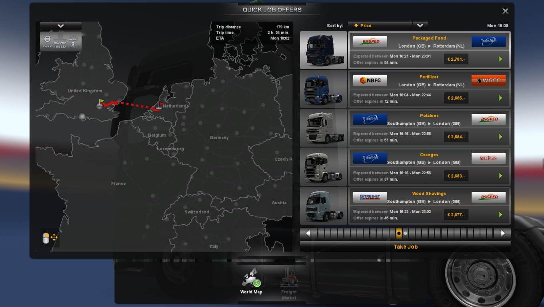 Amazon.com: Euro Truck Simulator 2 Gold [Download]: Video Games