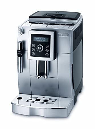 DeLonghi ECAM 23.440.SB Independiente Semi-automática Máquina espresso 2tazas Negro, Plata -
