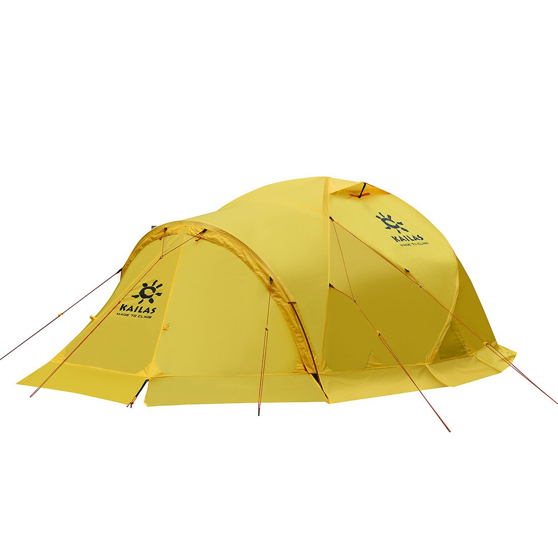 KAILAS X3 Alpine Tent Lightweight for Polar Region Alpine Extreme Condition Backpacking Camping (3-4 Person)
