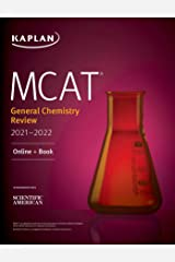 MCAT General Chemistry Review 2021-2022 (Kaplan Test Prep) Kindle Edition