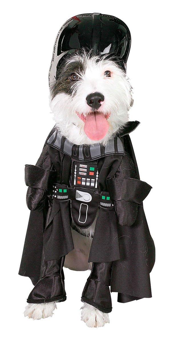 Rubie's Star Wars Darth Vader Pet Costume, Small