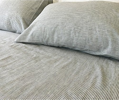 Wonderful BLACK And WHITE Striped Sheets, Pinstripe Bed Sheets, Ticking Striped Sheets  Ticking Striped Bedding