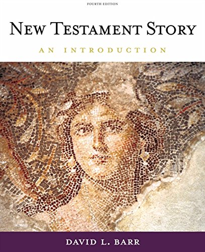 Cengage Advantage Books: New Testament Story: An Introduction