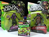 Review: Raphael and Donatello Movie Action Figure Review