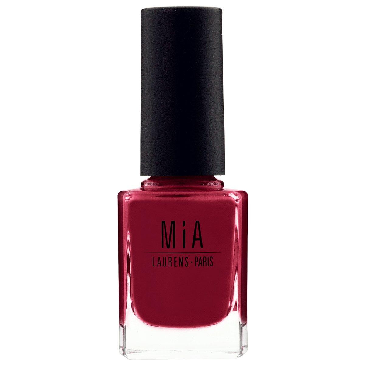 MIA Cosmetics-Paris, Esmalte de Uñ a (2676) Royal Ruby - 11 ml Esmalte de Uña (2676) Royal Ruby - 11 ml Laurens Cosmetics