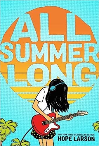 Image result for all summer long hope larson amazon