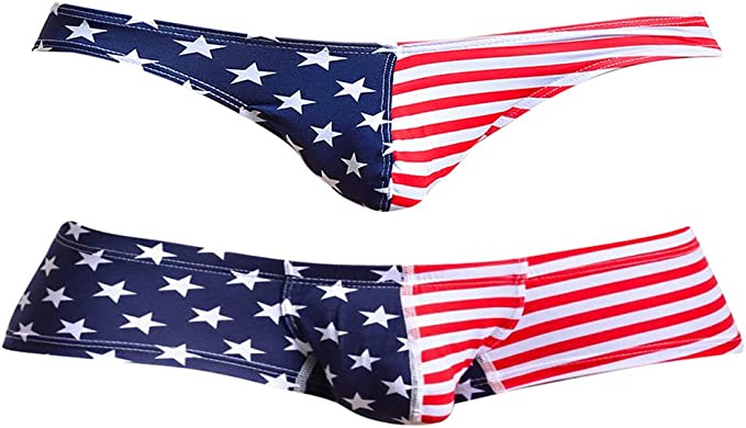 sharprepublic 2 / Pack Banderas De EE. UU. Bolsa Tangas Tanga Ropa ...