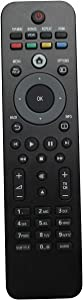 HCDZ Replacement Remote Control for Philips HTB3510/40 HTB3510/55 HTB3540 HTB3570 HTB3570/51 HTB3270 Blu-ray Soundbar Home Theater System