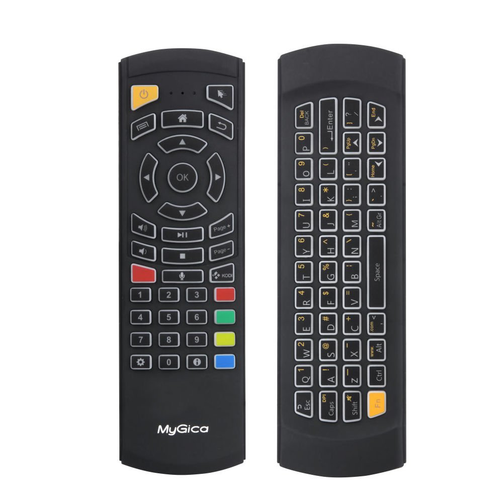 MyGica ATV 1900 PRO Quad Core Android TV Box / Premium Streaming Media Player with KODI [ ATV 1900 PRO - 2GB/16GB/4K/AC Wireless/ KR-41 Air Mouse ] by MyGica (Image #6)