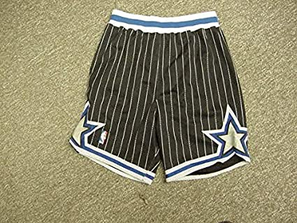 07feaf2d97a4e Brian Shaw. Orlando Magic Game Worn Shorts at Amazon's Sports ...