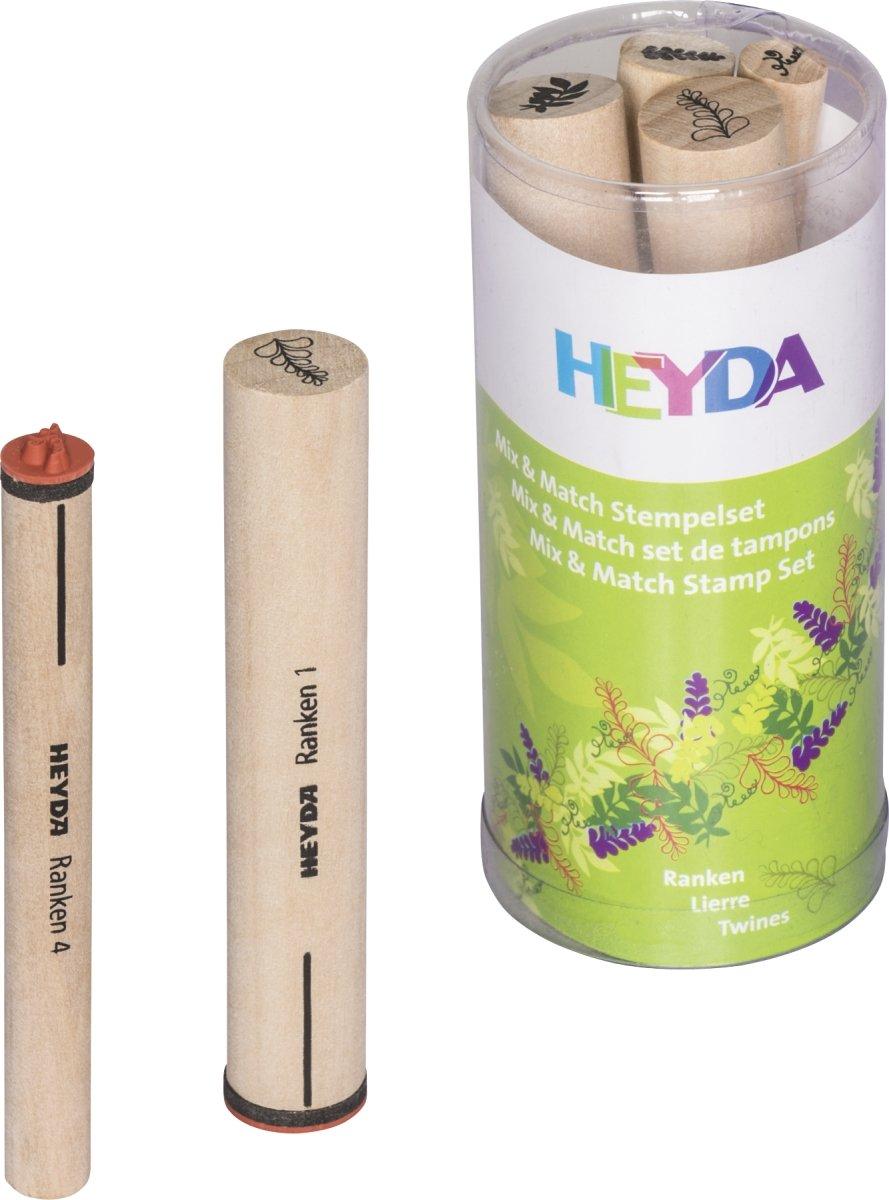 Heyda Lot de tampons