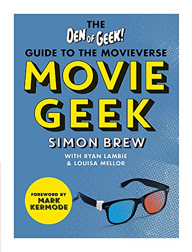 Movie Gifts Lovers - Movie Geek: A Geek's Guide to the Movieverse