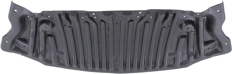 Garage-Pro Front Engine Splash Shield for MERCEDES BENZ E-CLASS 2010-2013 Under Cover Skid Plate RWD Sedan