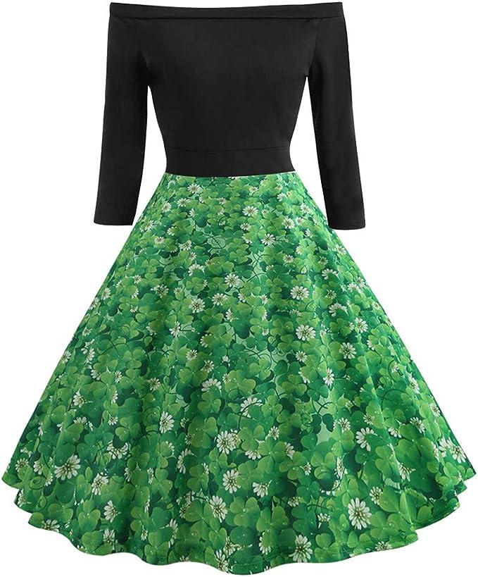 Vestido de Fiesta Largo Elegantes para Mujer Primavera Invierno ...