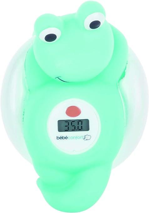 Bébé Confort Thermomètre de Bain Electronique Grenouille Sailor