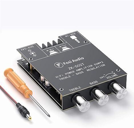Bluetooth 5 0 Verstärkerplatine Stereo Audio Elektronik