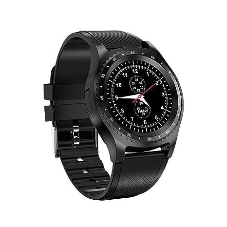 Flower205 L9 reloj deportivo inteligente nuevo reloj 1.39 pantalla completa soporte SIM/TF con monitor