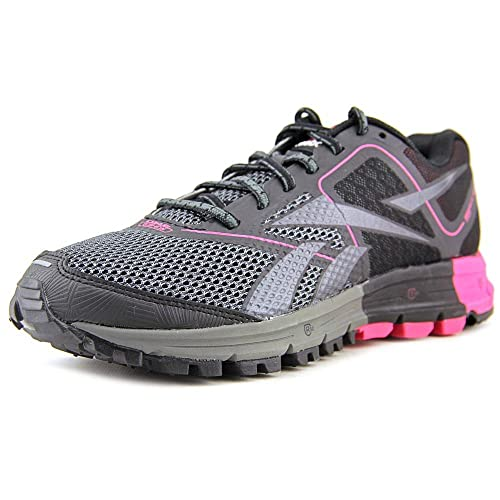 34cb3fcd0580 Reebok Womens Running Shoes Size 5 M V52638 One Cushion Trail Black  Synthetic